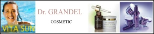 Dr grandel Best Natural Organic Cosmetics for anti aging skin treatment